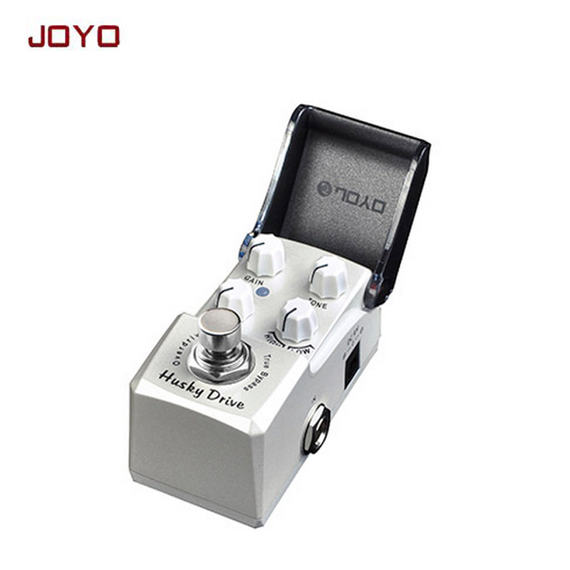 JOYO JF-314 Husky Drive Overdrive guitar Effect Pedal suit for blues solo high-power drive booster true bypass free shipping 2017 new ec90 full carbon fiber road bike handlebar racing handle bike bend bicycle handle 31 8 400 420 440mm 7 colors