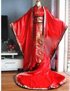 Image 3 - Hanfu de Boda China tradicional Universal para novia y novio, traje de boda para parejas, conjunto de Hanfu, cos Xie Lian