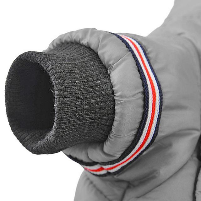 Dog's Warm Winter Coat
