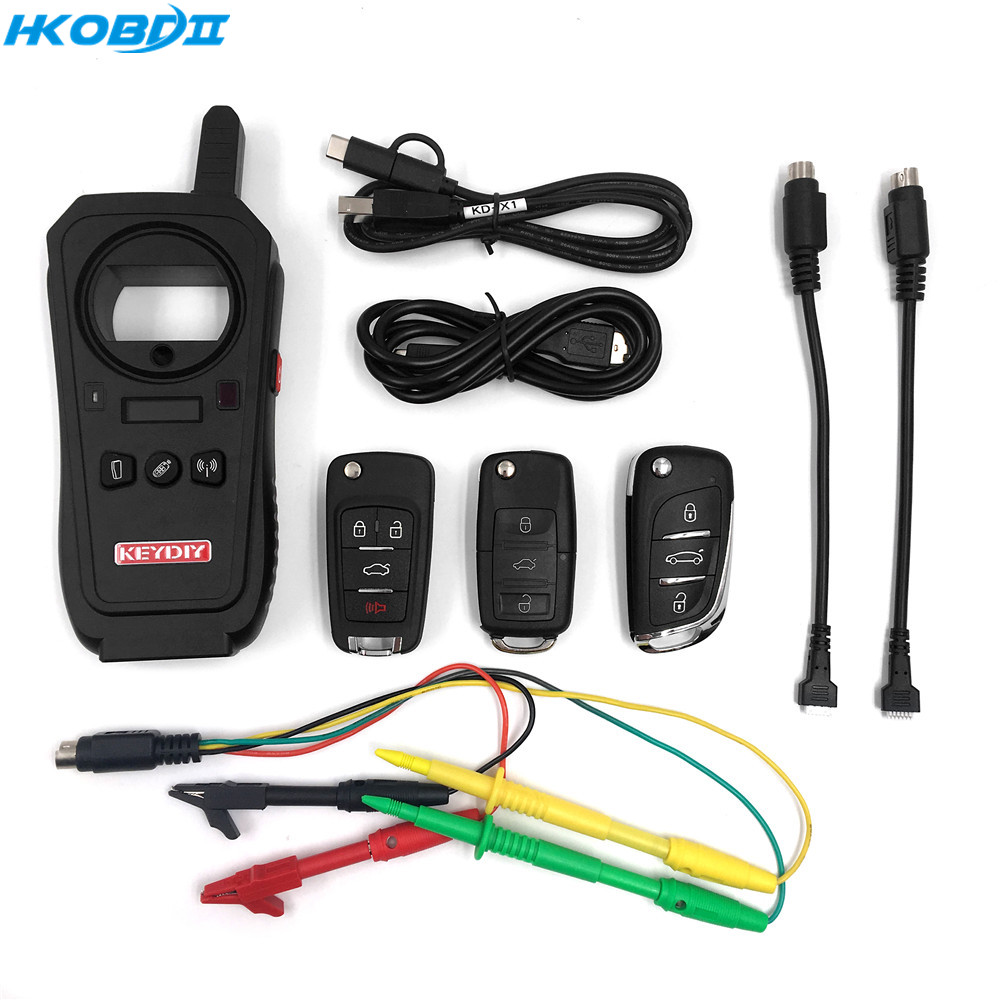 Image 5 - HKOBDII KEYDIY KD X2 KD X2 Remote Generator/ Chip reader / frequency Better than KD900 URG200 KD Mini Support Update Online-in Auto Key Programmers from Automobiles & Motorcycles