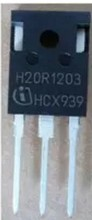 Si  Tai&SH    H25R1203 IGBT  integrated circuit
