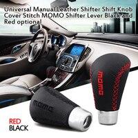 Customisze Da MOMO bánh phím shift knob/đen phổ manual bánh đầu biến đổi phím shift knob
