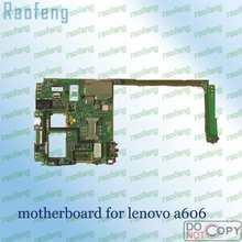 Сменная разблокированная материнская плата Raofeng для lenovo a606, материнская плата с системой android, материнская плата с чипами