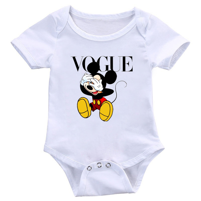 DERMSPE 2019 Summer New 0-24M Newborn Infants Jumpsuit Baby Girls Boys Short Sleeve Letter Print Romper Baby Clothes Hot-selling
