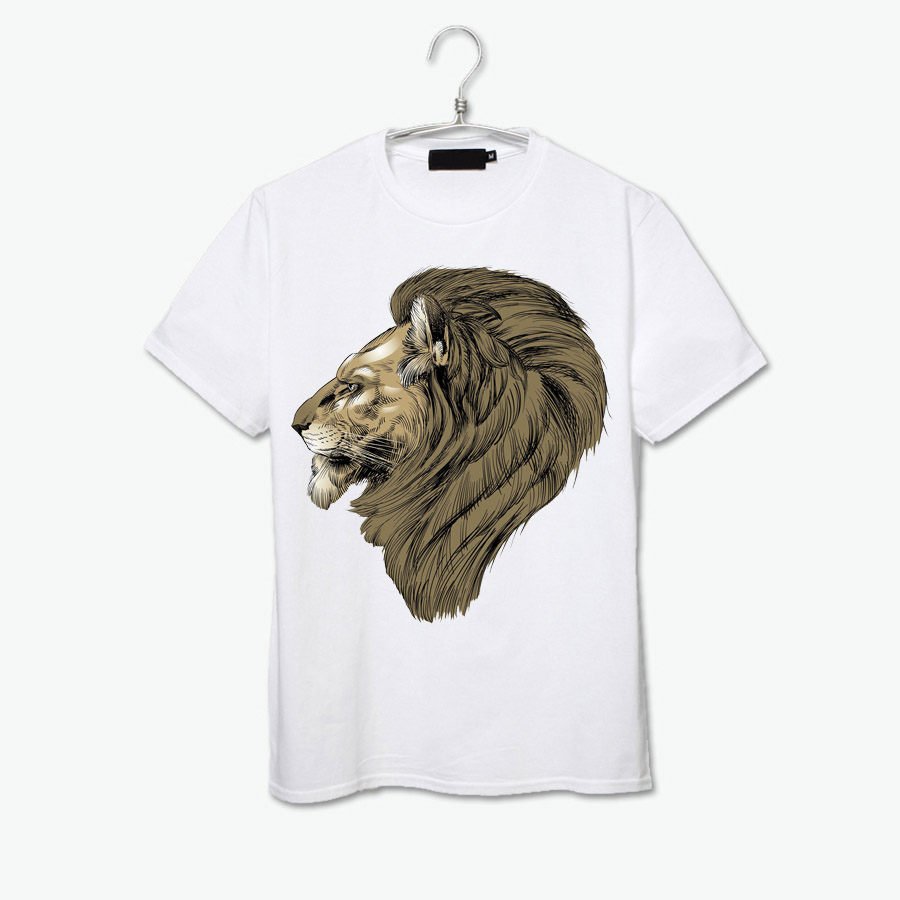 ᗕMerek baru reggae singa kematian punk rock busana t shirt f0fac4f919