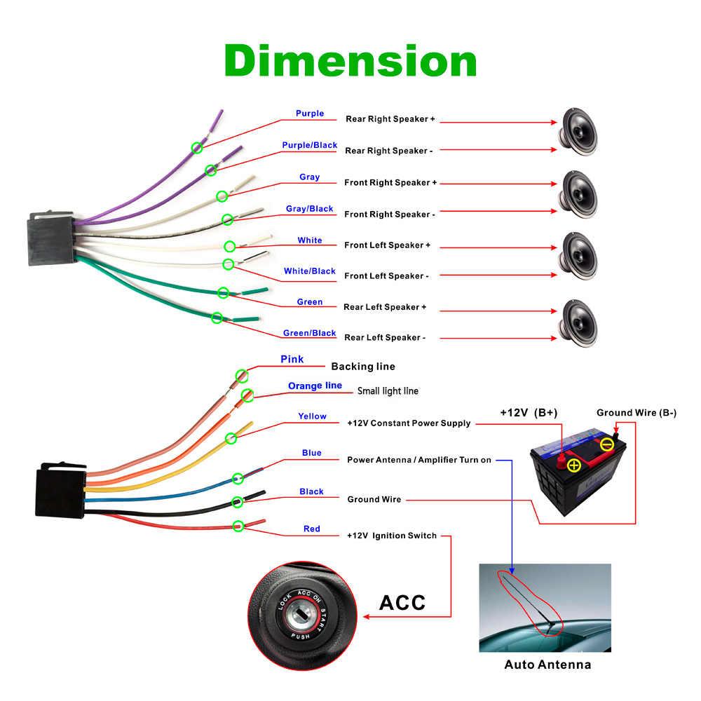 "Podofo 2 din voiture lecteur multimédia Audio stéréo Radio 6.2 ""écran tactile MP5 lecteur Autoradio Bluetooth Support caméra de sauvegarde"