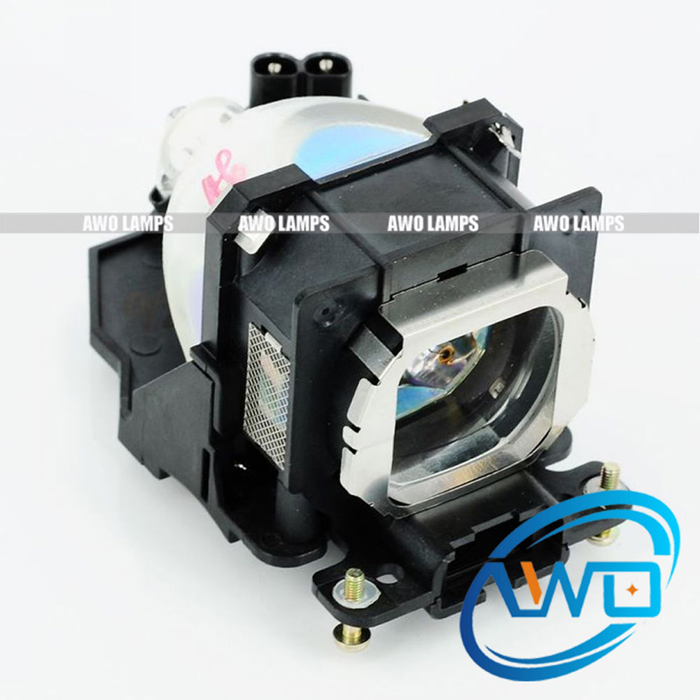 AWO Compatible Replacement Projector Lamp ET-LAE900 with housing for PANASONIC PT-LAE900/PT-AE900U original projector lamp et lab80 for pt lb75 pt lb75nt pt lb80 pt lw80nt pt lb75ntu pt lb75u pt lb80u