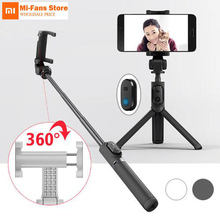 Xiaomi Handheld Mini Foldable Tripod 2 in 1 Monopod Selfie Stick Bluetooth Wireless Remote Control Shutter for Android & Iphone