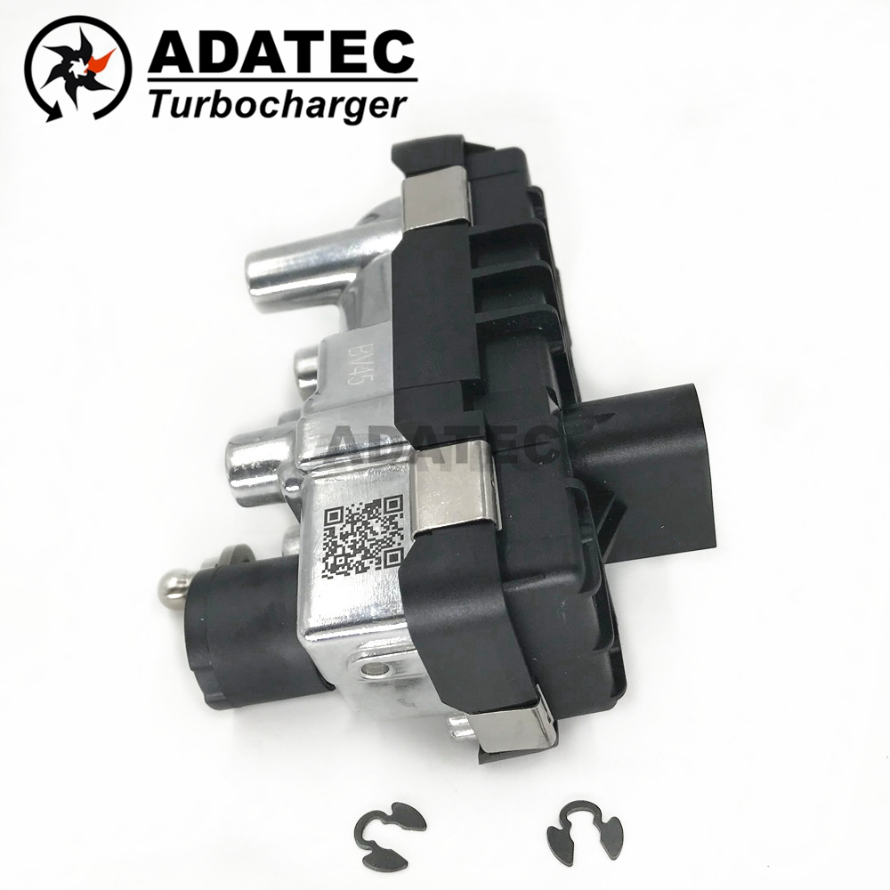 BV45 53039880337 53039880210 Turbo 14411-5X01B Electronic Actuator For Nissan Pathfinder 2.5 DI 140 Kw - 190 HP YD25DDTi 2010-