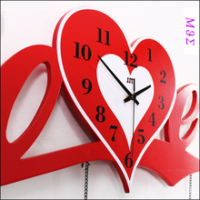 Large Wooden Wall Clock Modern Design Wandklok Quartz Watch Photo Frame Wall Clock Big clocks Wanduhr Home Decor Relogio Digital