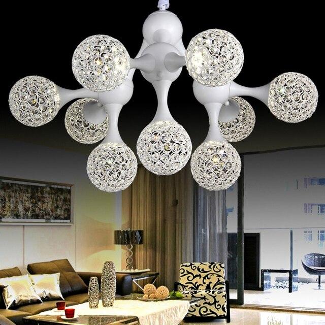Moderne led hanglampen warm wit suspension armatuur moderne voor ...