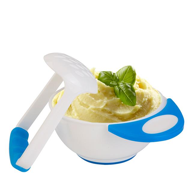 Dishes Feeding Manual Freshfood Infant Baby Food Supplement DIY Food Grinding Bowl Dismembyator Baby Food Mills Feeding