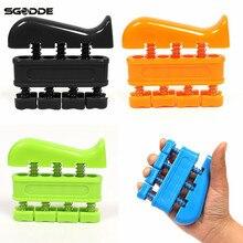 SGODDE Two-way Grip Hand Exerciser Finger strength Training Rehabilitation Hand