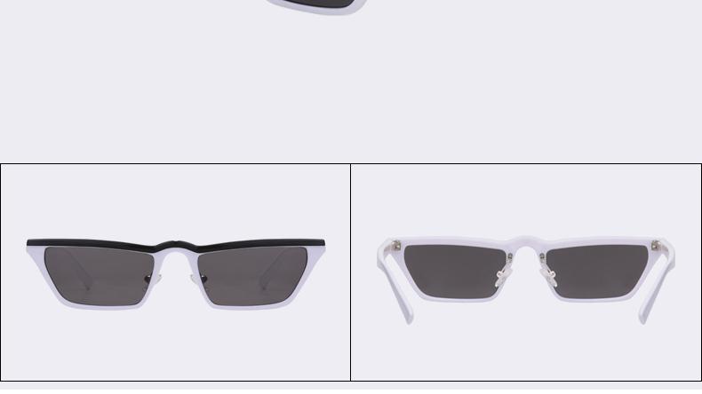 HTB1enmmclTH8KJjy0Fiq6ARsXXa2 - Winla Fashion Design Women Sun Glasses Flat Top Sunglasses Square Frame Classic Shades Vintage Eyewear Oculos de sol WL1145