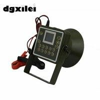60w Loud Speaker Device Game Caller Hunting Bird Mp3 Player Hunting Goose Duck Caller Decoy