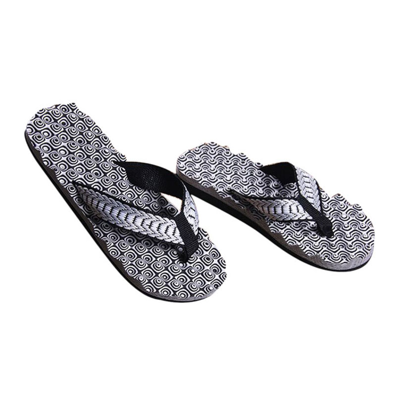 6aec5819ccb5d9 Detail Feedback Questions about Men Summer Beach Slippers Comfortable  Massage Flip Flops Shoes Sandals Male Slipper indoor & outdoor Flip flops  High Quality ...