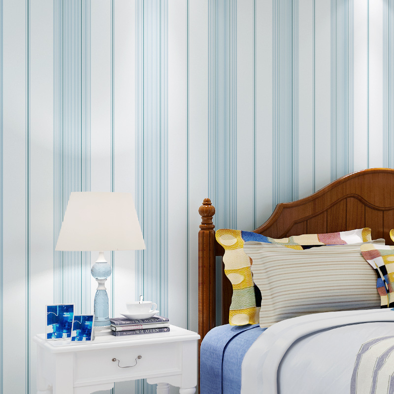 beibehang  modern minimalist plain color stripes non-woven wallpaper bedroom living room TV backdrop wallpaper beibehang 3d european modern minimalist vertical stripes non woven wallpaper shop for living room bedroom tv backdrop