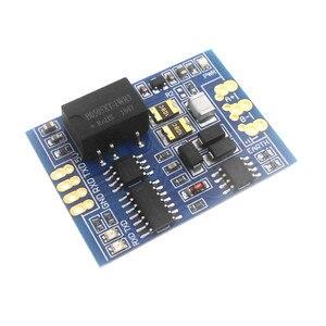 Image 4 - ADUM3201 + B0505XT TTL do RS485 moduł izolacji ADUM5401 485 do TTL na białym tle 485 izolacji moduł komunikacyjny RS485 moduł