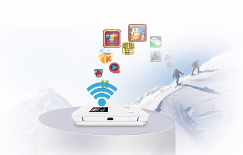 unlocked HUAWEI E5372 E5372s 32 4G LTE Pocket wifi 3g pocket router Mobile  mifi dongle Hotspot Router pk e5573 e589 e55737-in Networking from Computer