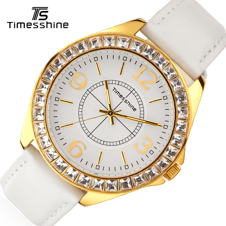 Timesshine Luxury Diamond Quartz Watch 2017 women brand watch uhren damen watches women fashion creative clock watches timesshine women watch quartz watch