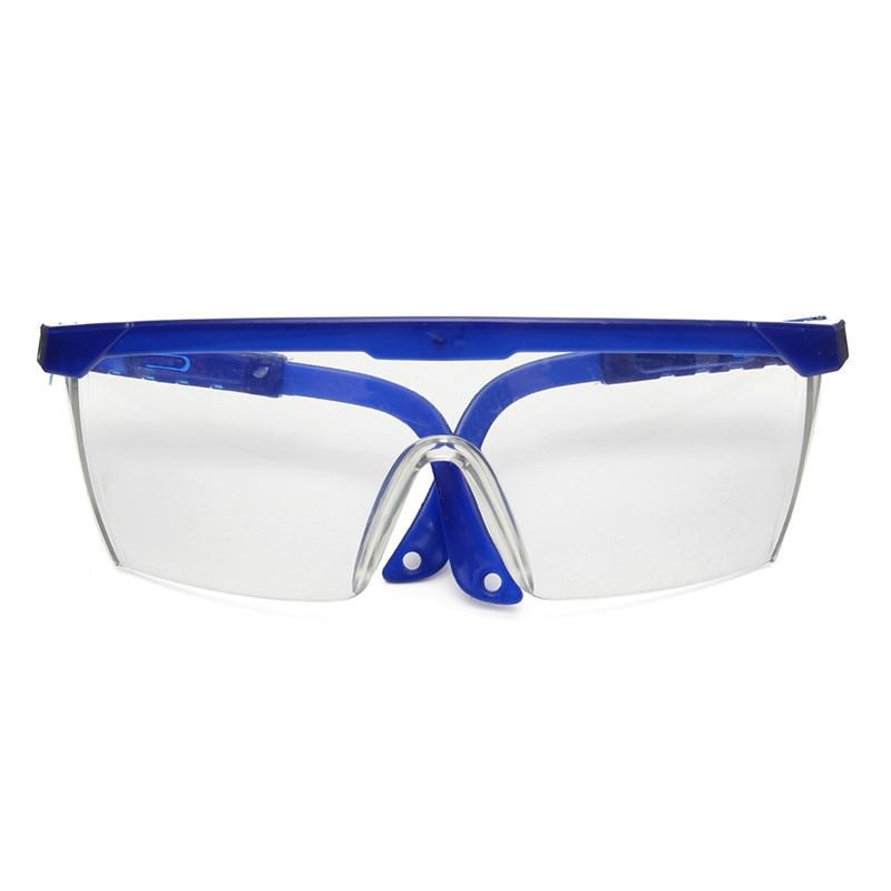 2be0edb2a15964 Beschermende Bril Blauw en Wit Kleur Veiligheidsbril Oogbescherming  Werkplek Supplies in Beschermende Bril Blauw en Wit Kleur Veiligheidsbril  Oogbescherming ...