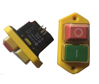 1pcs magnetic button switch KLD-28A KLD-28220V waterproof explosion-proof KJD17B electromagnetic switch1pcs magnetic button switch KLD-28A KLD-28220V waterproof explosion-proof KJD17B electromagnetic switch