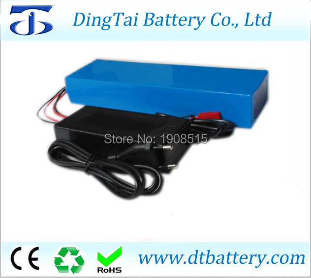 customized lithium battery pack BMS inside 36v 14.5ah e-bike battery packs with charger by 10S5P 18650 cells free customs taxes high quality skyy 48 volt li ion battery pack with charger and bms for 48v 15ah lithium battery pack