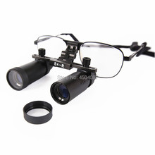 High Quality Metal Frame Medical Loupes 5.0X-R Binocular Magnifier Medical Dental Surgical Loupes цены