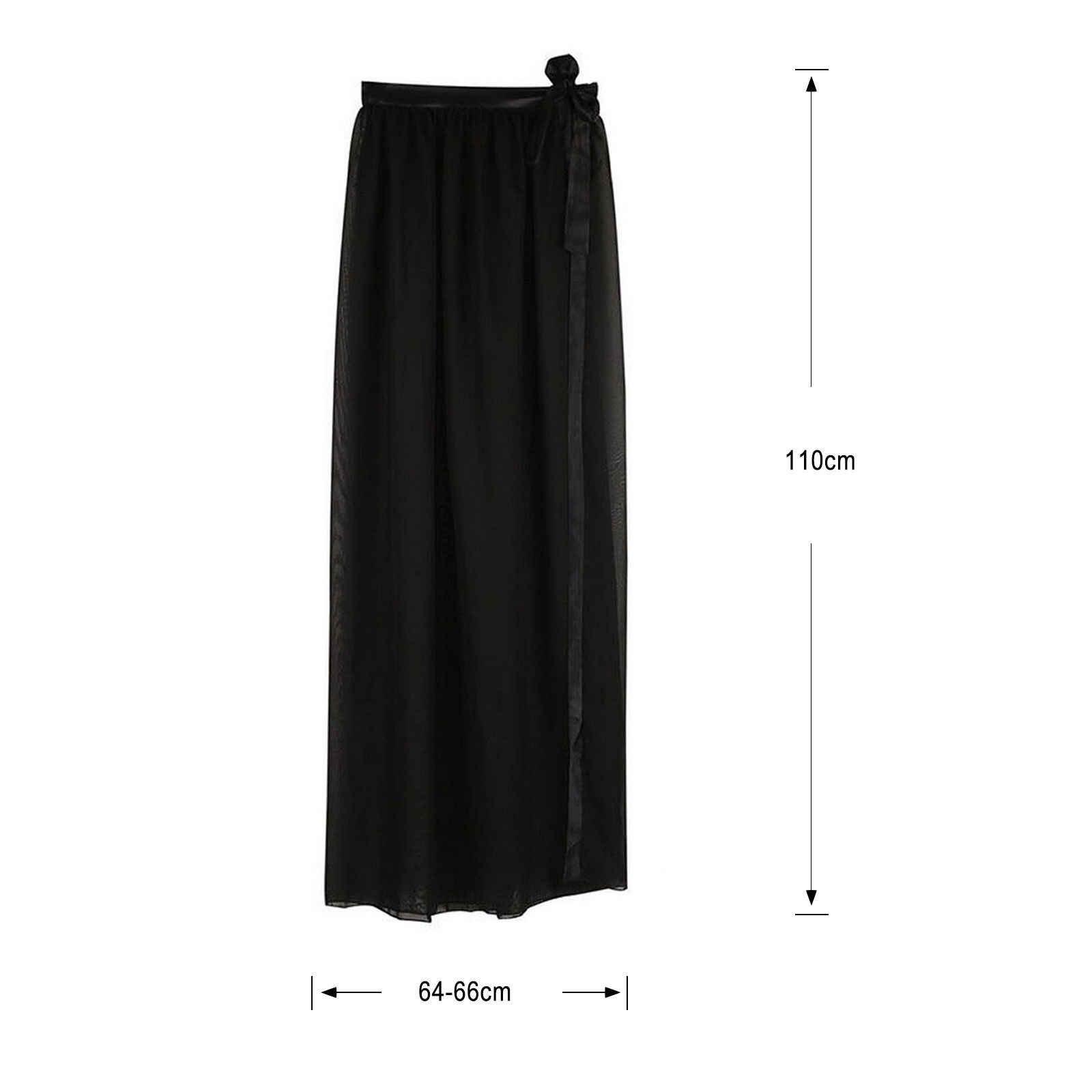 Hirigin 2019 Cover Up Beach Vrouwen Jurk Bikini Cover Ups Pure Candy Kleur Badpak Vrouwen Badpak Beachwear Wrap Mesh rok