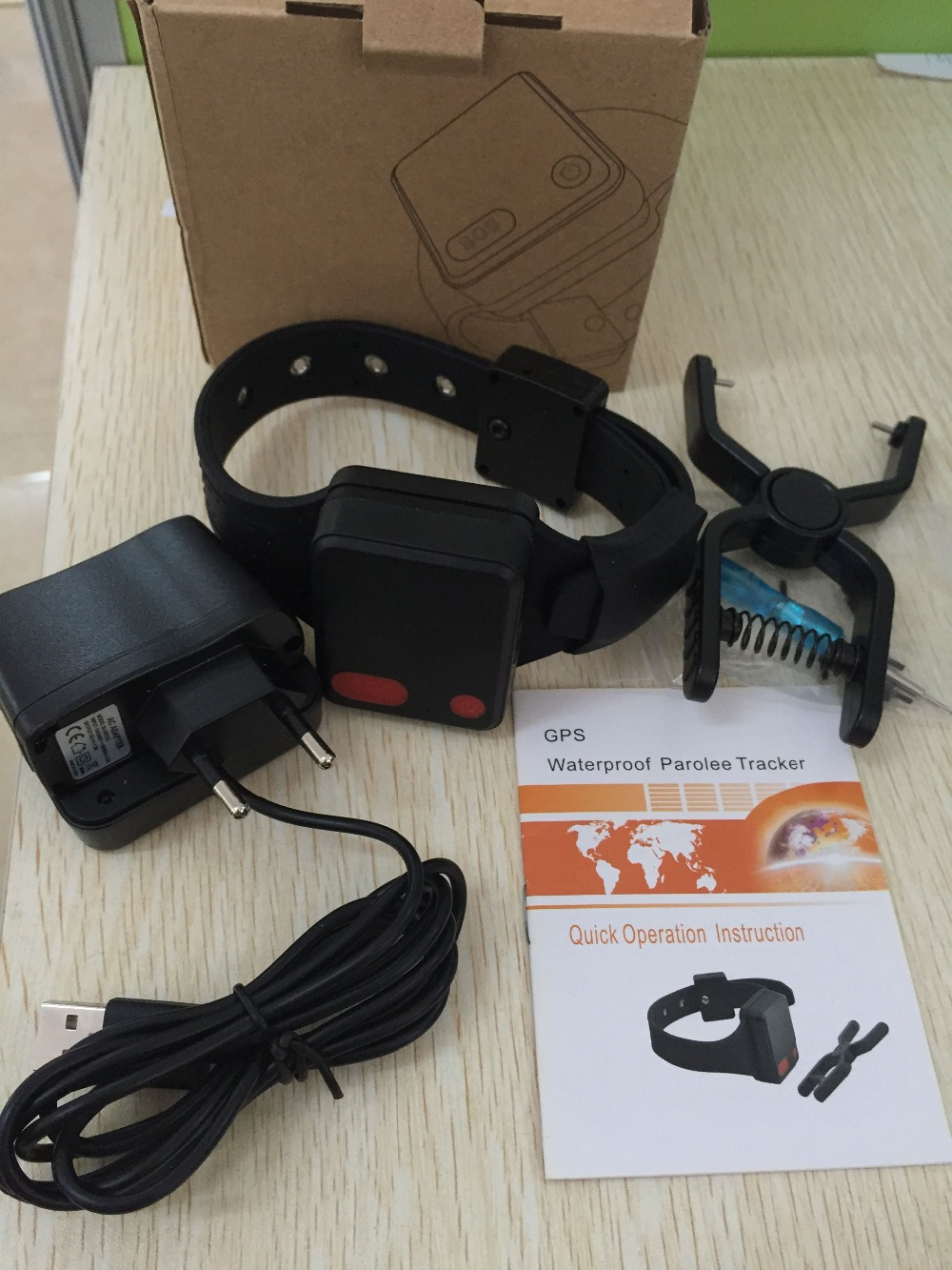 bracelet stock ankle monitoring device photo aka electronic