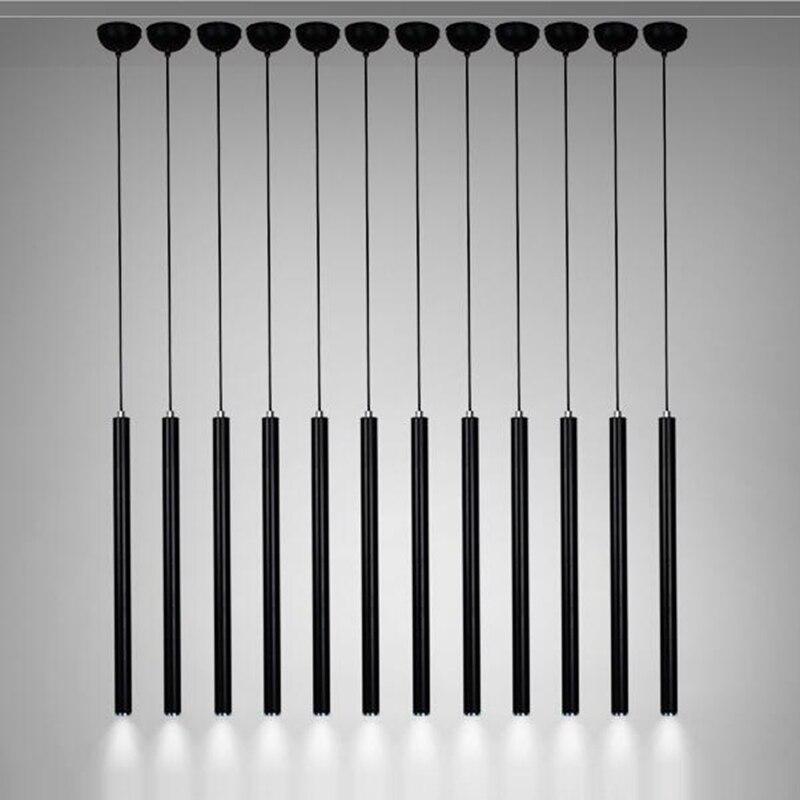 LukLoy <font><b>Pendant</b></font> Lights Modern Kitchen Lamp Dining Room Bar Counter Shop Pipe <font><b>Pendant</b></font> Down Lights Kitchen Spot Light 3cm Diameter