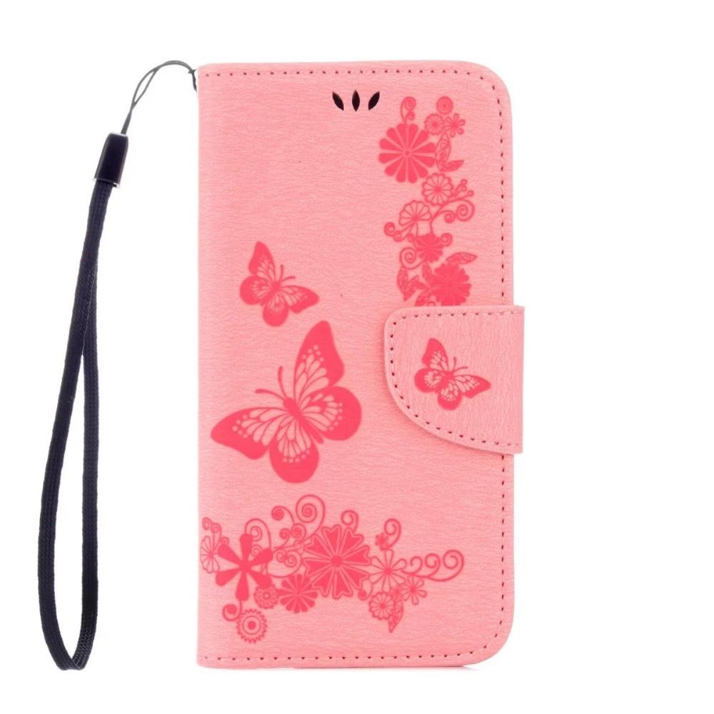 FULAIKATE Butterfly Flip Leather Case για Samsung Galaxy S7 Edge - Ανταλλακτικά και αξεσουάρ κινητών τηλεφώνων - Φωτογραφία 6