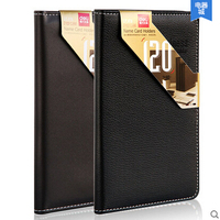 Free Shipping Stationery School Office Supplies Card Stock Business Cards Book With 120pcs Card Package The