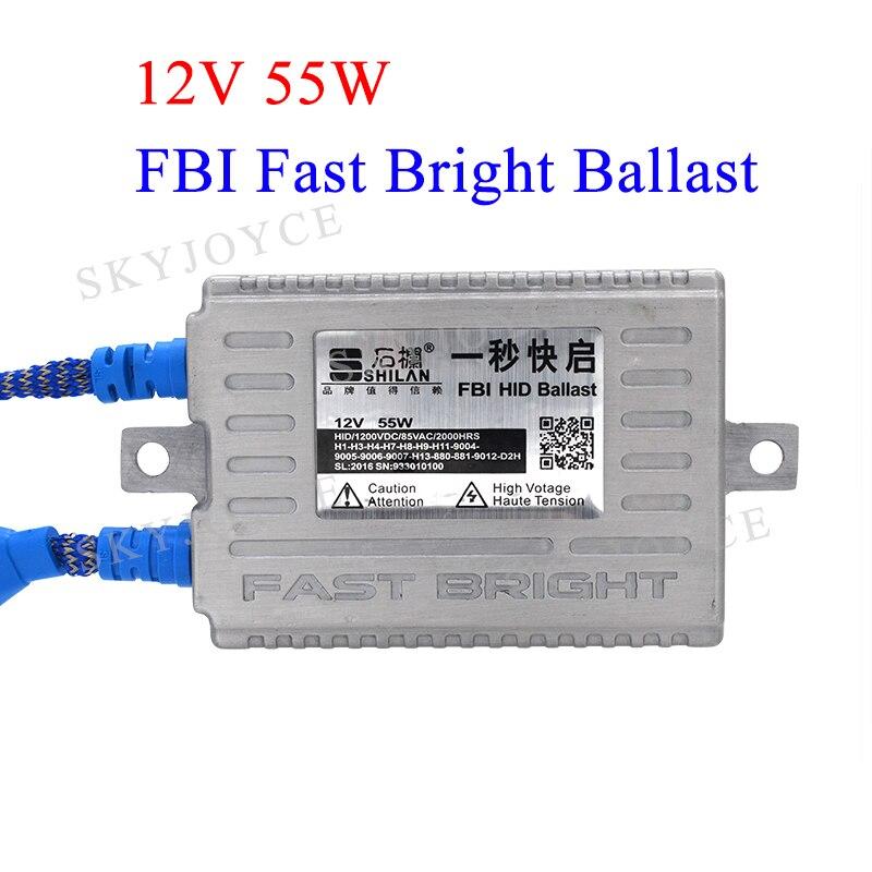 FBI ballast
