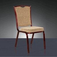 Wholesale Quality Strong Aluminum Hotel Banquet Chair LQ L1038