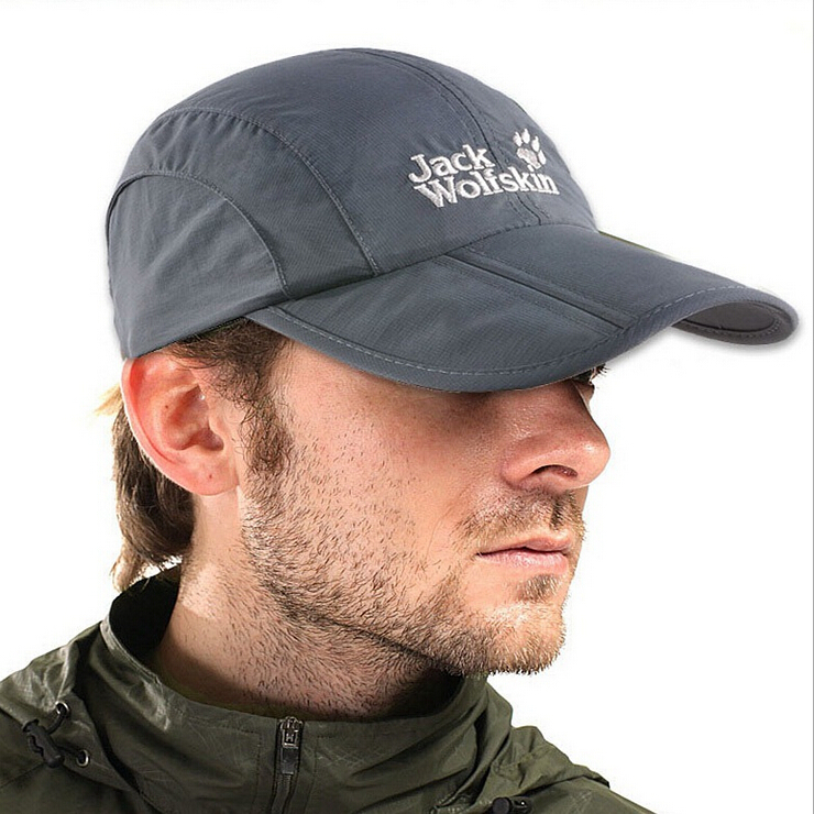 2015 Men s Running Caps Hats Man Mujer Outdoor Sports Sunscreen Waterproof  Quick Dry Sunshade Comfortable Gorras Running e4736d2f3f7