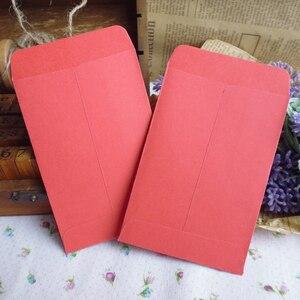 Image 4 - 20 Uds. De minisobres de papel en blanco de colores, 10 colores de caramelo, sobres, invitación de fiesta de boda, tarjetas de felicitación, bolsa de papel de regalo