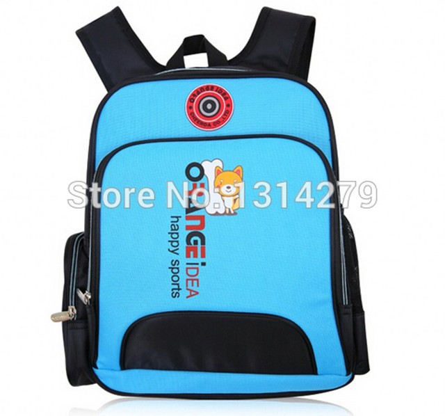 Free Shipping 5 Colors Kid School Bags Good Quality Children s Waterproof  Backpack Shoulder Travel Bags Boys and Girls 961c9574ce92c
