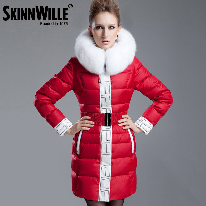 2017 winter and autumn women S duck down coat jackets fashion