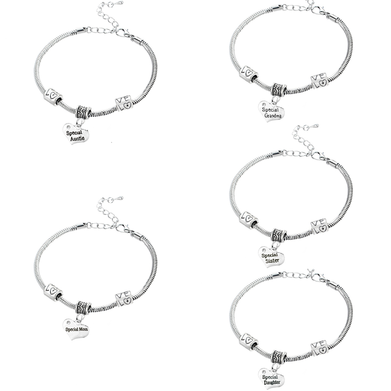 Favour Gift Friendship Wish Bracelet Special Daughter Star Charm