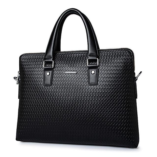 Woven pattern Shoulder Bag