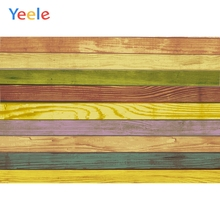 Yeele Wooden Wallpaper Nice Photocall Colorful Retro Photography Backdrop Personalized Photographic Backgrounds For Photo Studio
