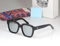 MAYA Marca Óculos Moldura Quadrada O Sonhador GENTIL Óculos Polarizados Do Vintage Das Mulheres Dos Homens Com embalagem original