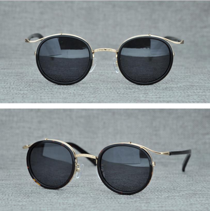 Speiko lunettes de soleil myopie personnalisées professionnelles 5226 lunettes de soleil de style rond peuvent être porlairzed conduite lunettes UV400