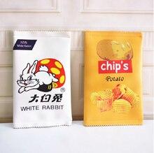 2015 mode Einzigartige 2D Design Chips Kupplung Handtaschen Hohe Qualität Abendessen Nette Frauen Kupplungen Taschen Stern Stil Kostenloser Versand CB20
