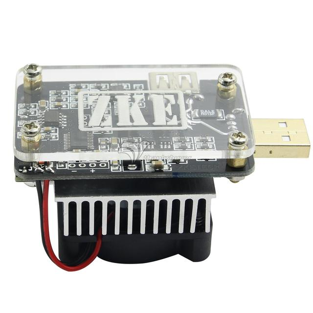 EBD USB+ Electronic Load  QC2.0/3.0 MTK-PE Trigger Voltage Current Capacity Tester