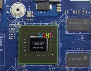 Image 5 - עבור Dell E5450 17FG2 017FG2 CN 017FG2 ZAM71 LA A903P W i7 5600U מעבד N15S GT S A2 840 M/2 GB מחשב נייד האם Mainboard נבדק
