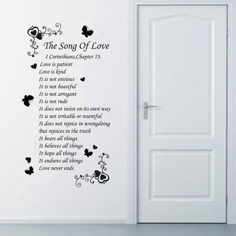 Prawdziwe Znaczenie Christian Przysłów Miłość Pisanie Miłość