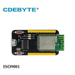 E73-TBB тестовая плата для Bluetooth ARM nRF52832 2,4 ГГц 2,5 МВт IPX PCB антенна IoT uhf беспроводной приемопередатчик Ble 5,0 радиочастотный приемник