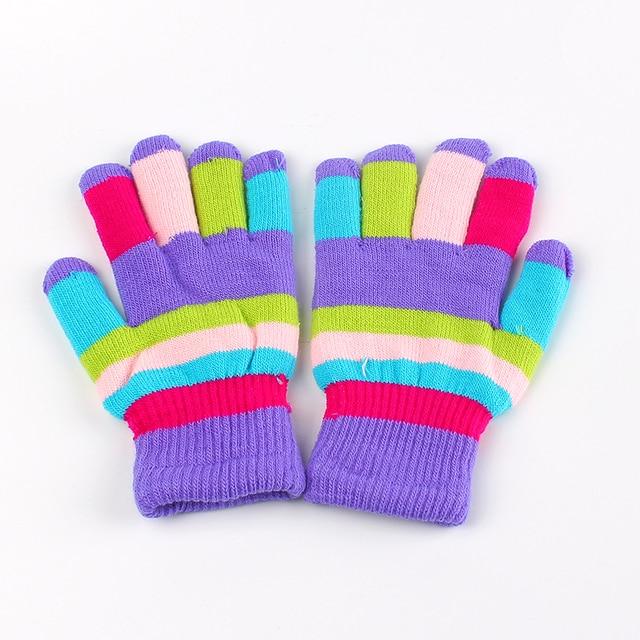 Nieuwe Kids Handschoenen Winter Warm Zuigeling Handschoen Verdikte